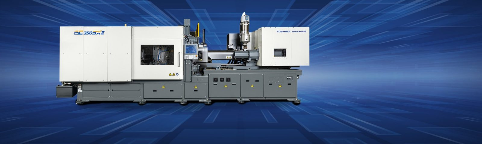 EPF Toshiba Machine - Turnkey solutions for injection molding